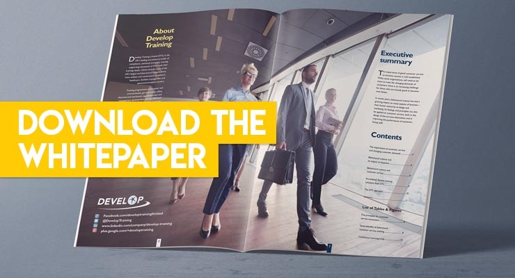 Download the Behavioural Customer Service whitepaper from DTL