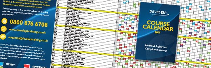 DTL's Course Calendar 2017