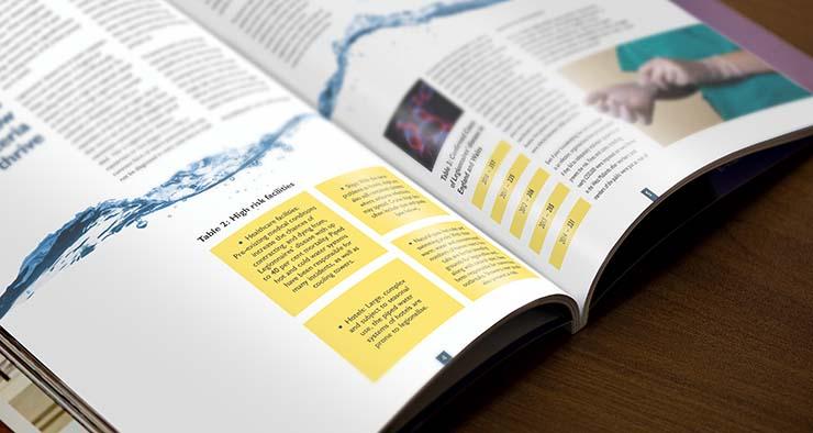 Controlling Legionella - FREE whitepaper from Develop Training Ltd