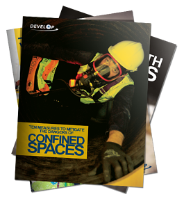 Download DTL's FREE eBook - '10 Measures to Mitigate the Dangers of Confined Spaces